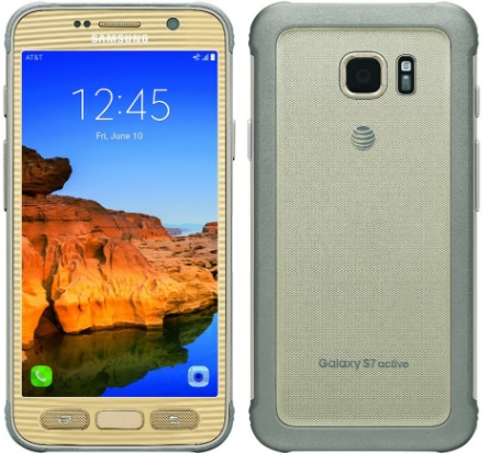 Galaxy S7 Active specification