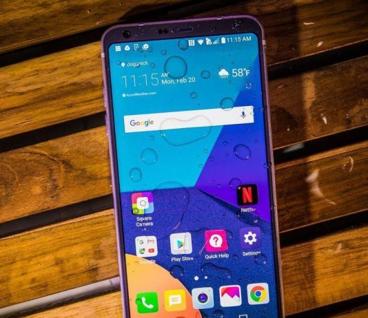 How To Block Calls And Texts LG G6 Smartphone