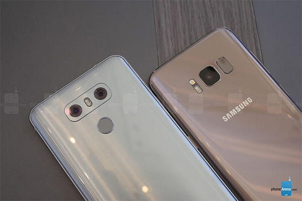 Front Camera Problem Samsung Galaxy S8 And Galaxy S8 Plus - GetTechMedia