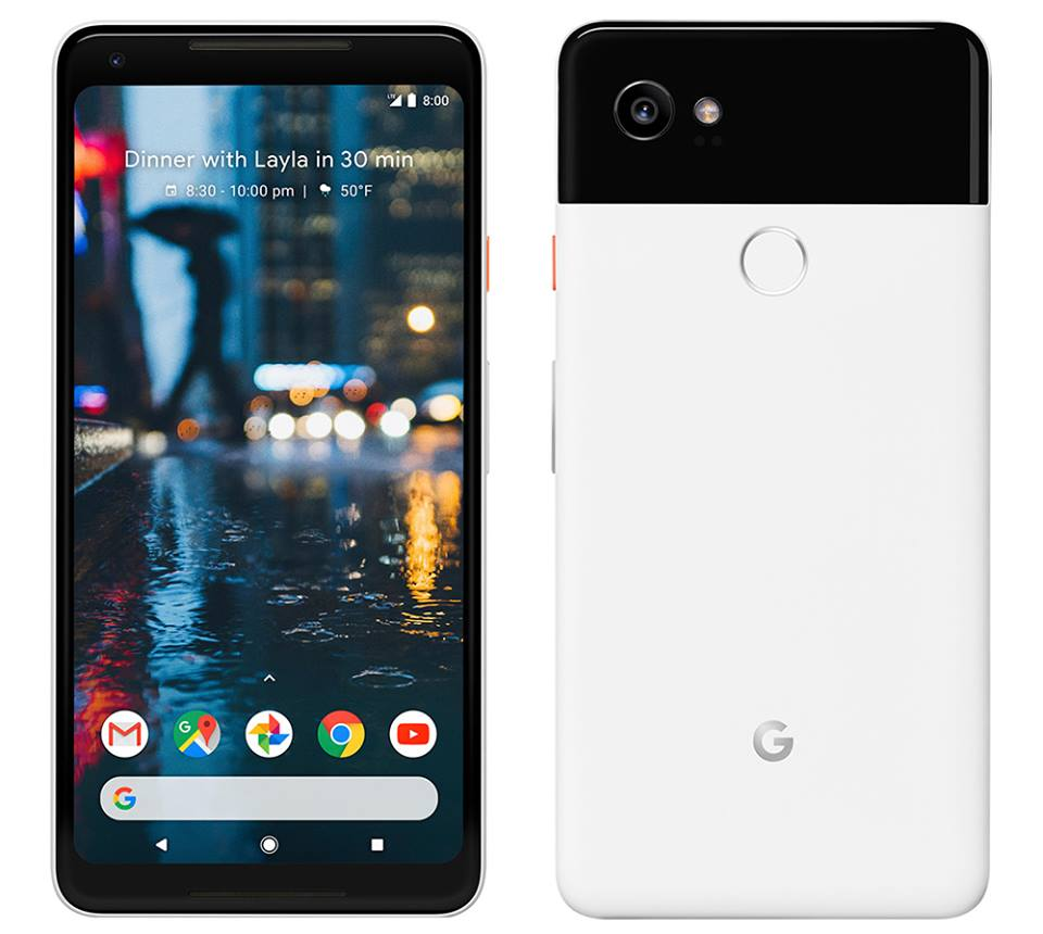 How To View Phone Number Google Pixel 2 / 2 XL