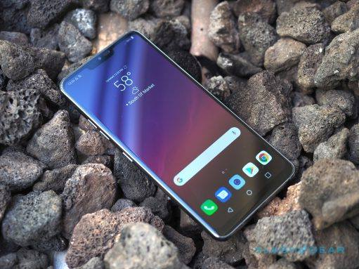 Manually Set Up Corporate Email (Exchange ActiveSync®) LG G7 ThinQ