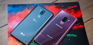 Email Account Notification Settings LG G7 ThinQ