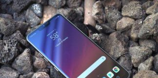 Find Current Location Google Maps LG G7 ThinQ