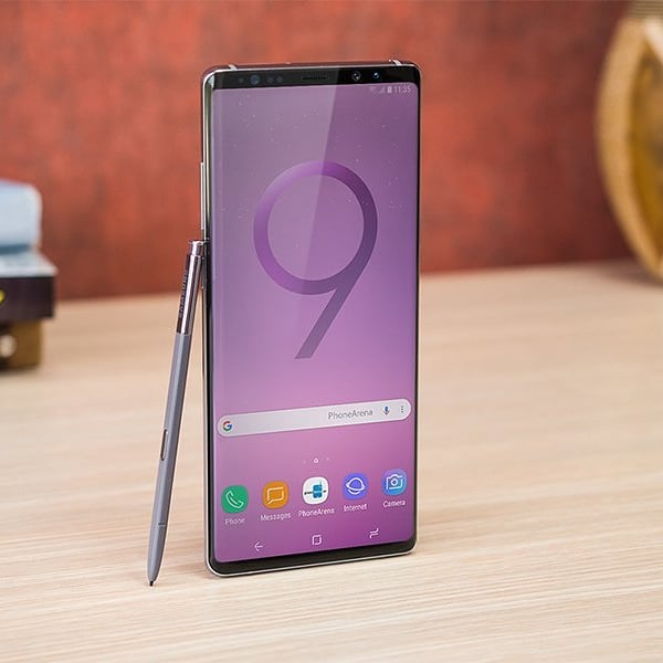 How To Configure Edge Lighting Settings Samsung Galaxy Note 9