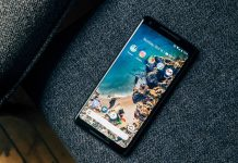 Email Account Common Settings Google Pixel 2 / 2 XL