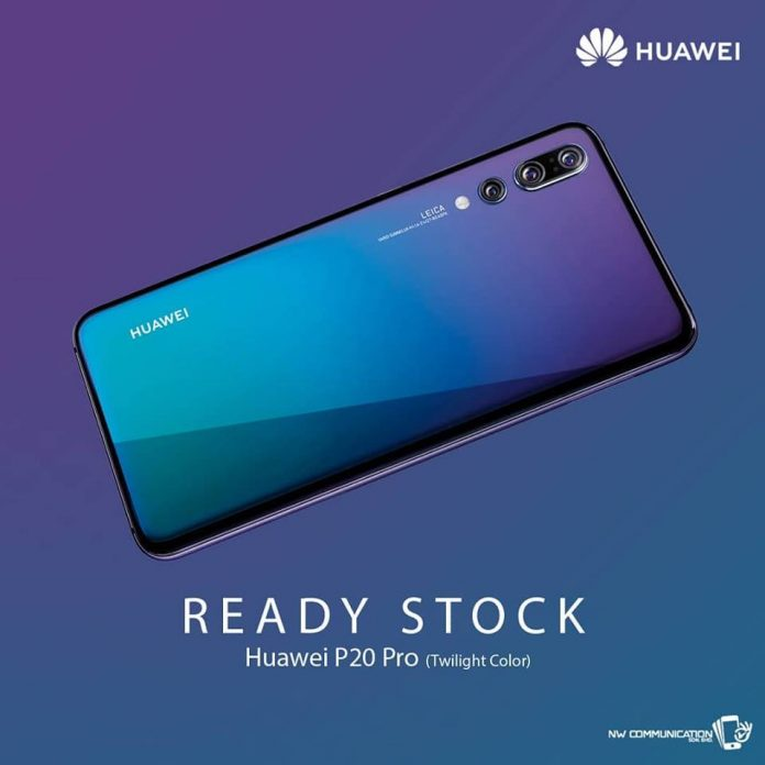 Notification and Status Icons Descriptions Huawei P20 / P20 Pro