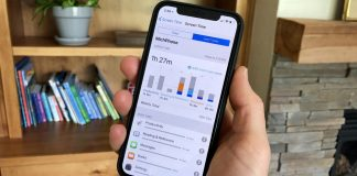 how to use Screen Time iOS 12
