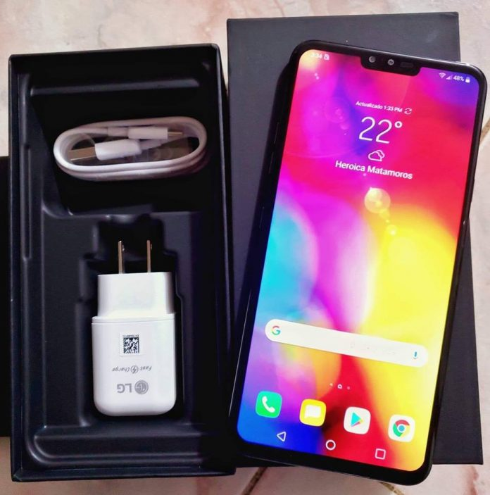 How To View SIM Card Number LG V40 ThinQ