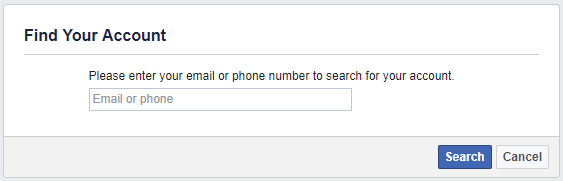 How To Recover Your Facebook Password Without Email - GetTechMedia