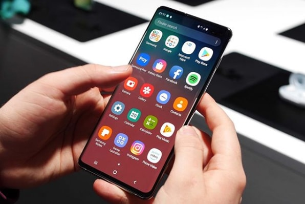 How To Change Network Mode Settings Samsung Galaxy S10 / S10+ / S10e