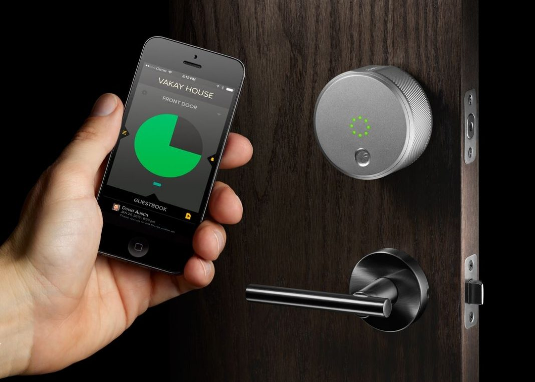 The 3 Best Smart Wireless & Keyless Door Lock for touchless Entry