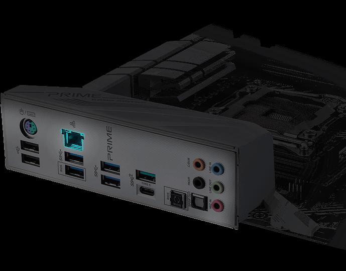 ASUS Prime H570-Plus LGA1200 ATX Motherboard