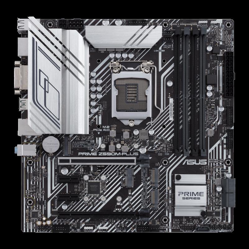 ASUS Prime Z590-Plus LGA 1200