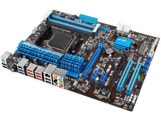 ASUS M5A97 AMD Best Motherboards for AMD FX 8350