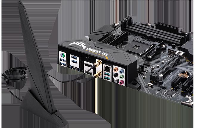 ASUS TUF Gaming X570-Plus (WiFi)