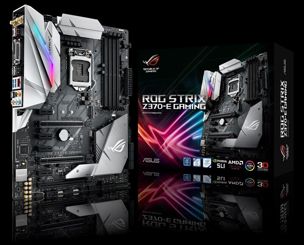 ASUS Strix Z370-E Gaming