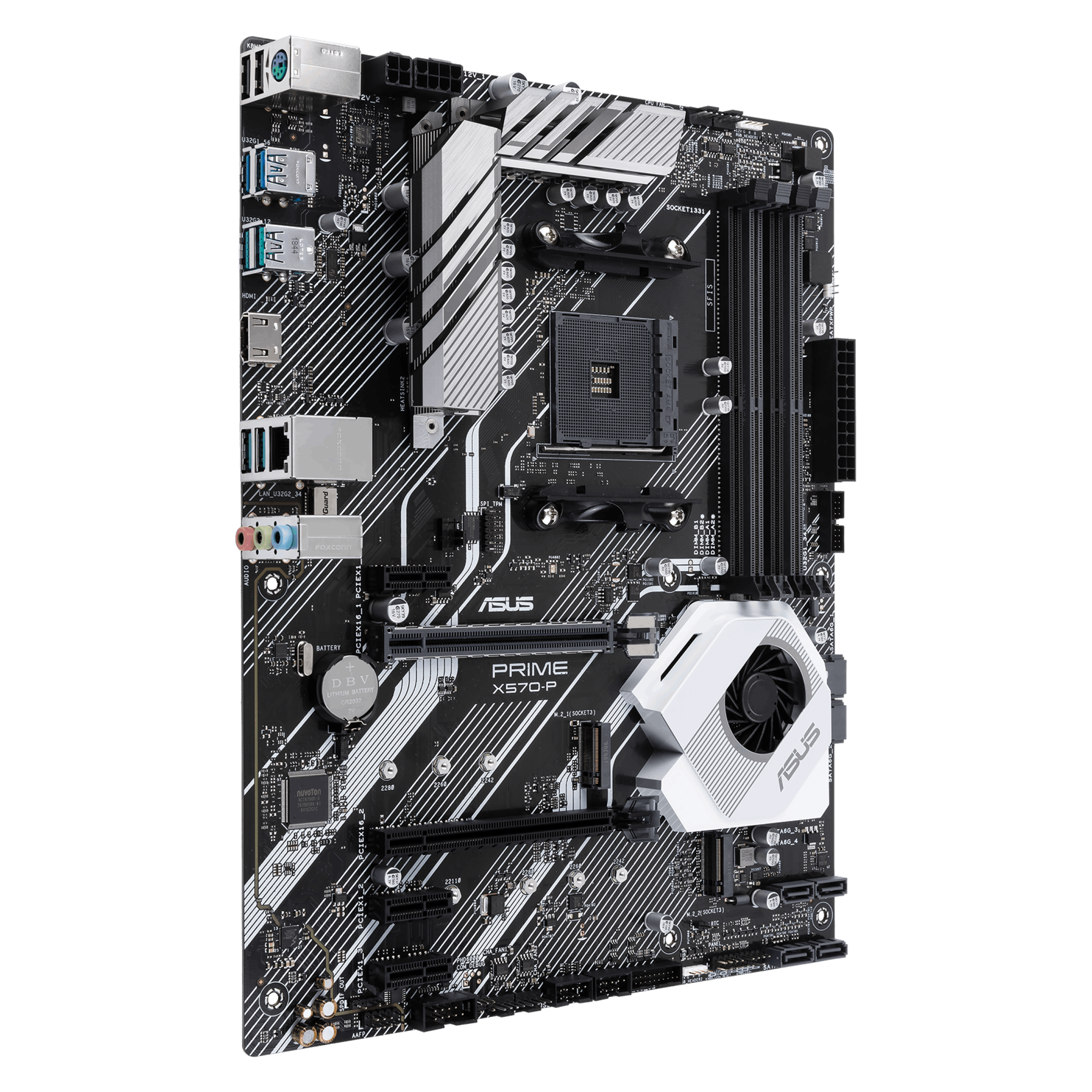 Prime X570-P Motherboard from ASUS