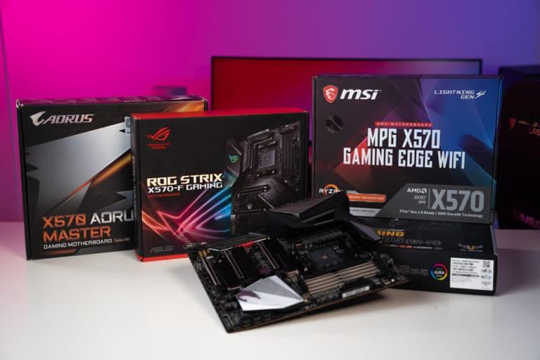 Best X570 Motherboards in 2021