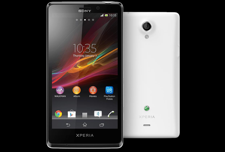 Sony Xperia T White