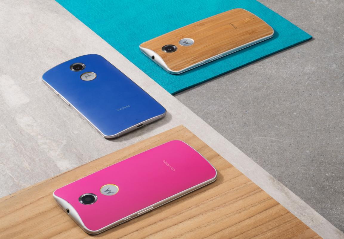 2014 Moto X Colors