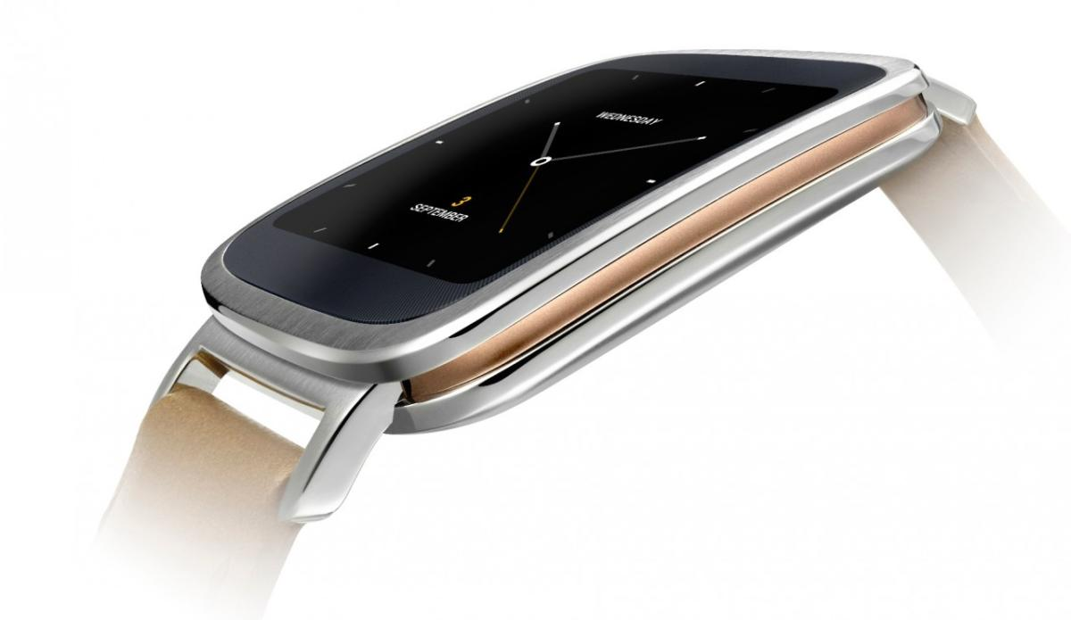 ASUS ZenWatch Side
