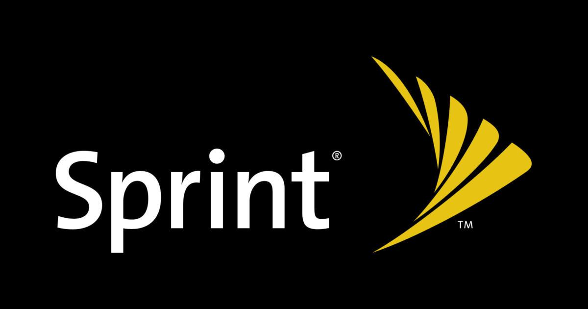 Black Sprint Logo
