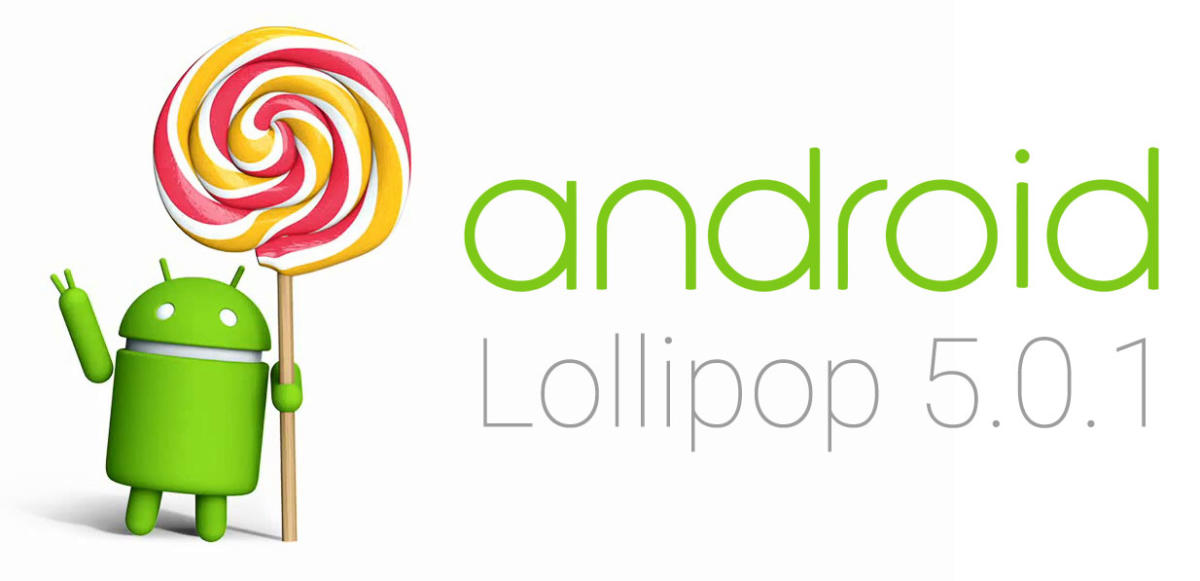 Android 5.0.1 Lollipop