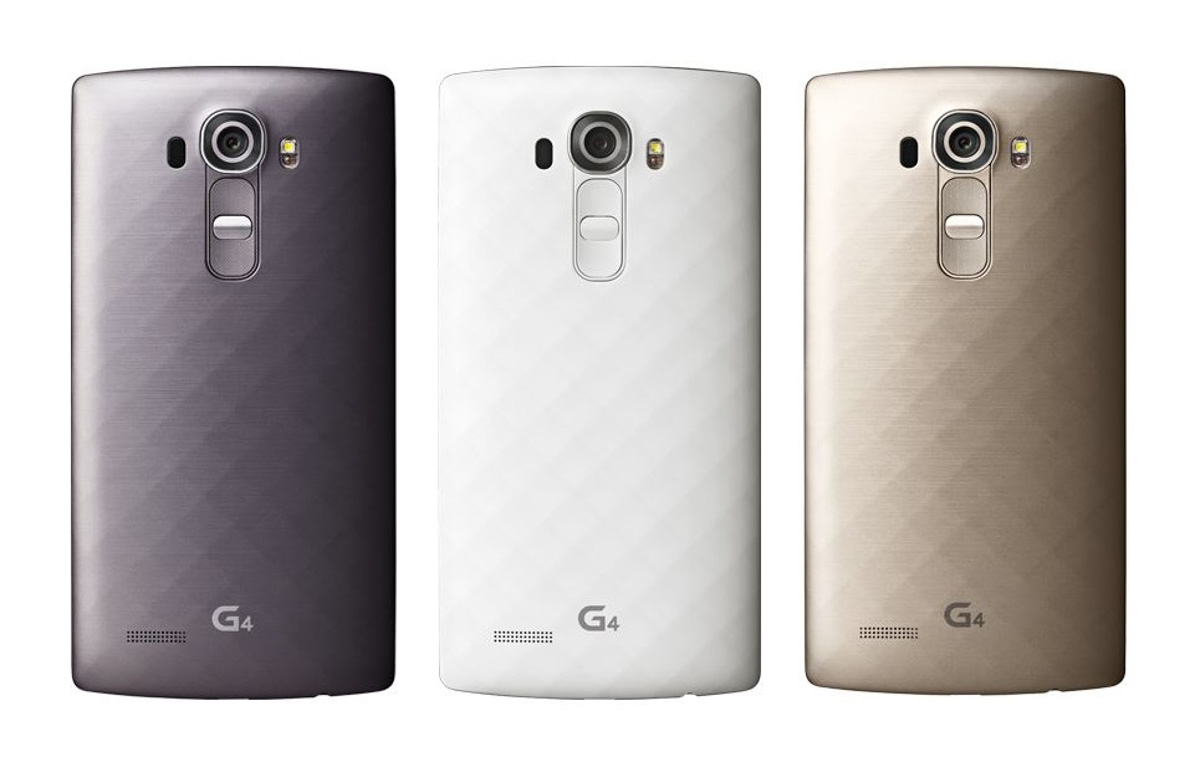 Alleged Lg G4 Revealed