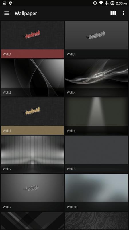 Type-1 App Wallpapers 1