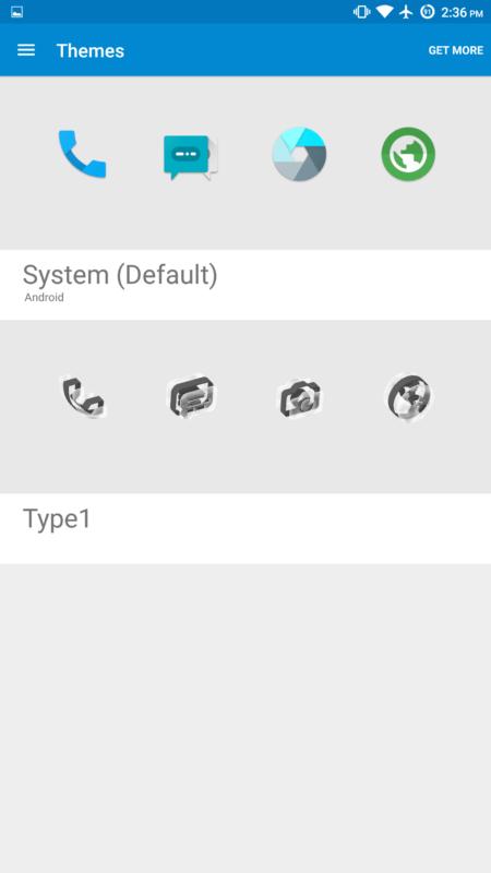 Type-1 CM12 Themes List