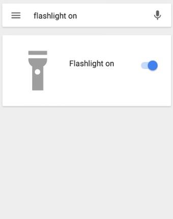 Flashlight Widget LG G5