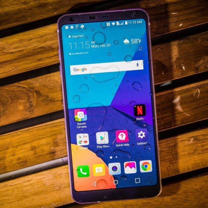How To Easily Use LG G6 Mobile Hotspot Feature