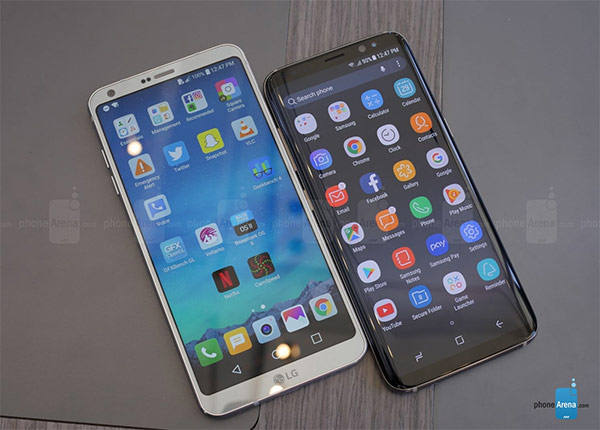 How To Show All Apps Galaxy S8 And Galaxy S8 Plus Home Screen Krispitech