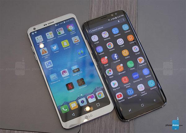 Keep Rebooting Problem Samsung Galaxy S8 And Galaxy S8 Plus
