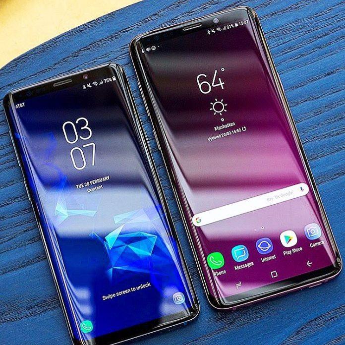 How To Adjust Display Settings Samsung Galaxy S9 / S9+