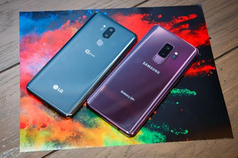 How To Compose and Send Email Message LG G7 ThinQ