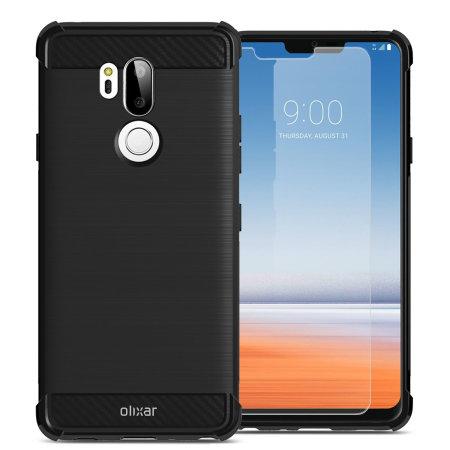 LG phone black screen problem