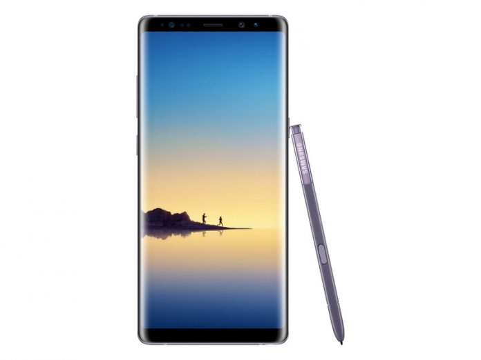 Note 8 wireless charging problem