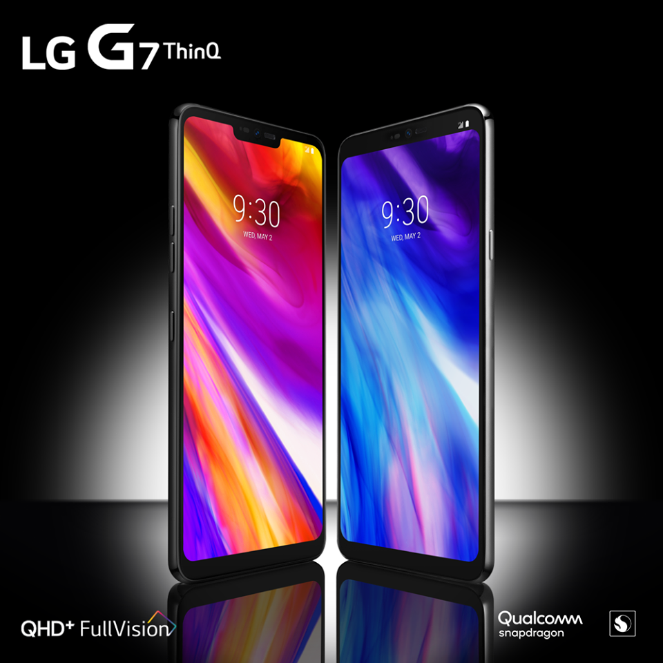 How To Set Wallpaper LG G7 ThinQ