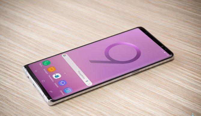 Mobile Hotspot Timeout Settings Samsung Galaxy Note 9