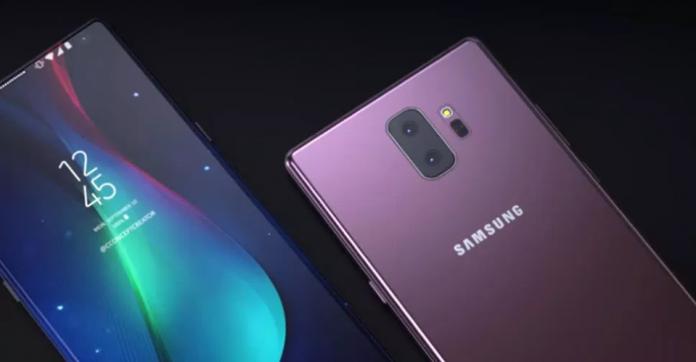 Manually / Automatically Adjust Brightness Settings Samsung Galaxy Note 9