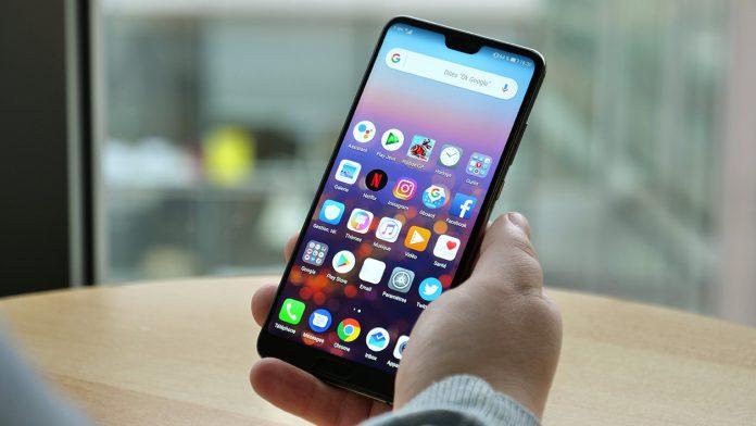 Huawei P20 Pro fast charging