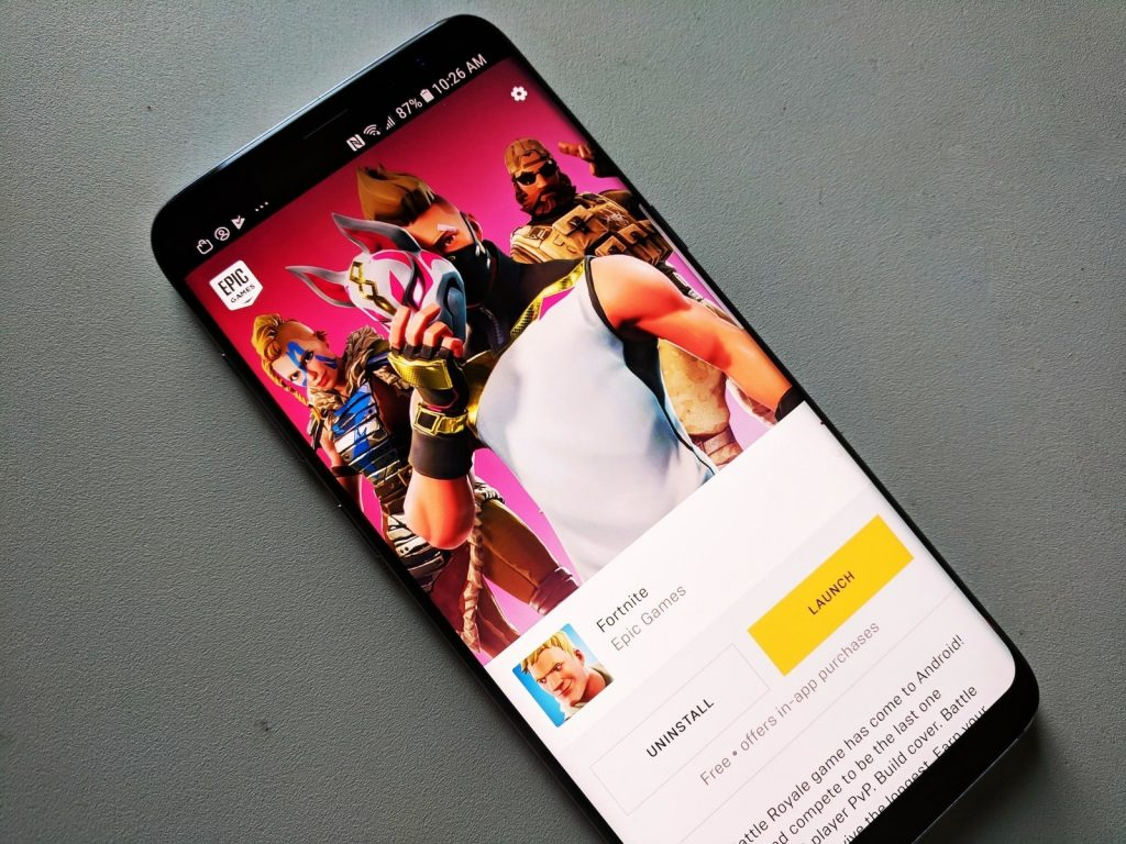 How To Download Fortnite For Android Devices - KrispiTech