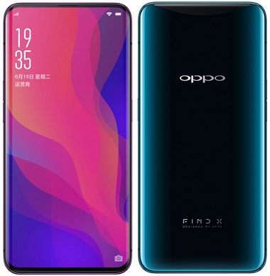 transfer contacts in OPPO Find X