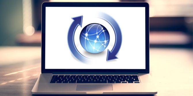 how to update MacBook Pro