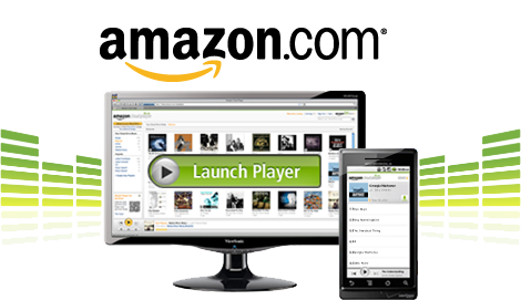 buy music on an Android phone