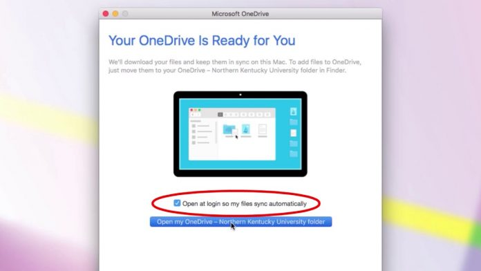 download OneDrive for Mac