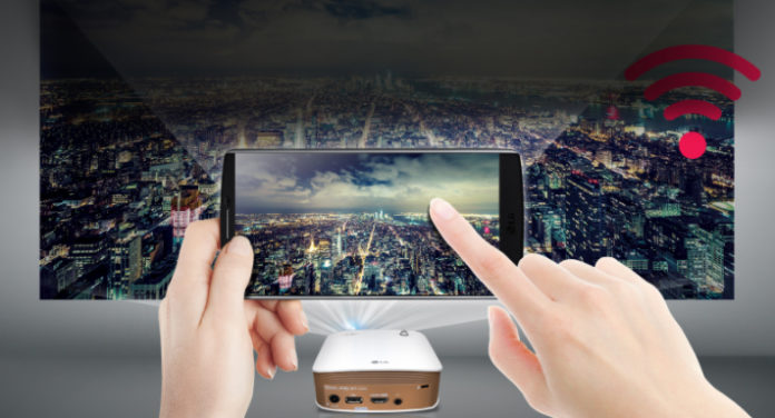 How To Connect Your Android Phone To A Projector-1