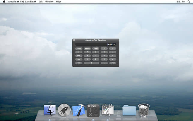 Mac OS X Calculator Alternatives