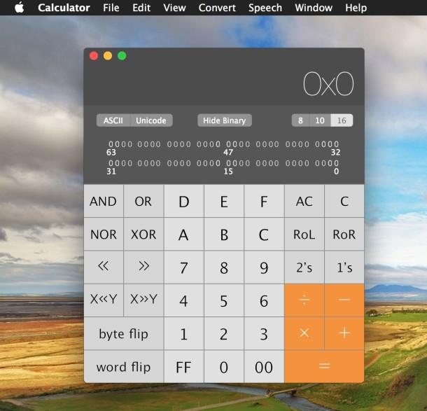 Top Mac OS X Calculator Alternatives
